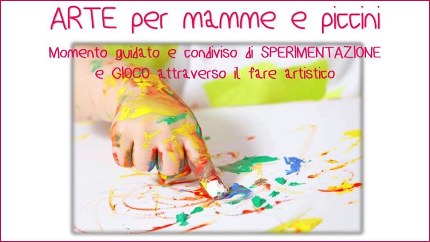 Arte per mamme e piccini – 25 maggio