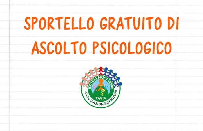 Sportello d'ascolto presso l'Istituto Comprensivo di Via Acerbi e Via Angelini