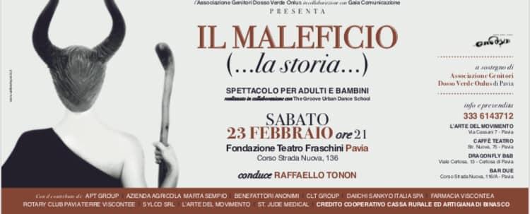 """""""Il Maleficio"""" – La storia"""